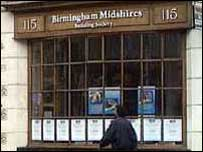 Birmingham Midshires branch