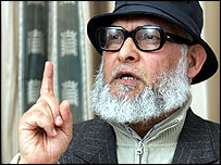 Shaker Aamer's father-in-law Saeed Siddique
