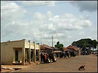 Shonga village in Kwara state, Nigeria