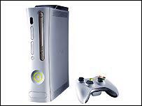Image of Microsoft's Xbox