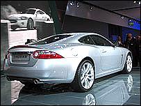 Jaguar XK model