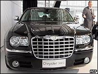 Chrysler's 300C sedan