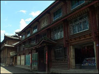 Cao Suan Fang's lodge