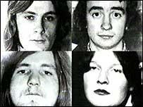 The Guildford Four were jailed for the 1974 bombing