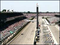 Indianapolis is a fabulous venue for a Grand Prix, but the Formula One track does not live up to those standards