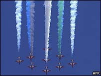 Aero India 2005