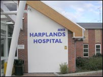 Harplands Hospital