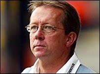 Charlton manager Alan Curbishley
