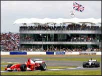 Silverstone is trying hard to improve its facilities after recent criticism, but the track itself remains a good one
