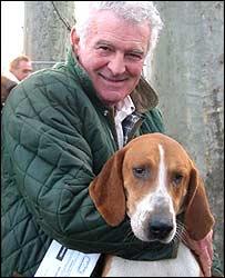 'Tony Blair' the hound