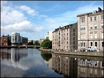 Leith/Undiscovered Scotland