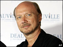 James Bond screenwriter Paul Haggis
