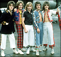 BAY CITY ROLLERS fotos