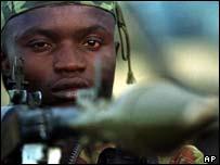 Congolese rebel