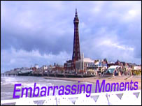 Blackpool montage