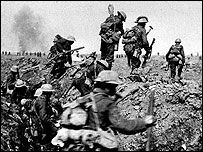 The Somme, World War One