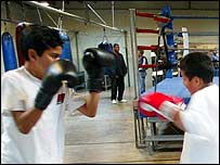 Find your local boxing club