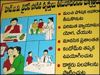 Poster in Telugu
