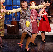Julie Walters in Acorn Antiques - The Musical