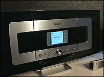 Philips Wireless Music Centre