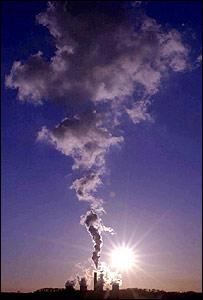 Planta de energía en Reino Unido