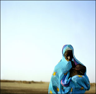 Darfur, Sud�n (Adam Nadel,  Polaris Images)