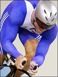 Go for gold with Chris Hoy