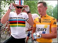What's so special about Chris Boardman?