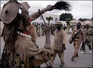 Bouake city, Ivory Coast