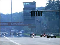 Monza is full of atmosphere, even if the circuit is not what it was
