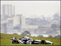 Interlagos, in the heart of Sao Paulo, is one of Formula One's most atmospheric venues