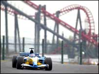 Suzuka is a stunning track, both in its challenge to a driver and its location