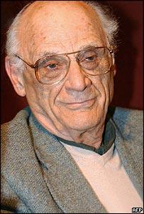 Arthur Miller in 2002