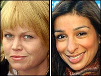 Vicky Entwistle and Shobna Gulati