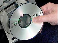 A CD Rom
