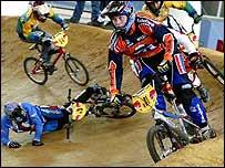 Racing BMX
