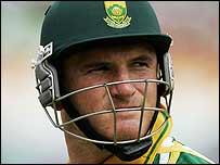 Current South Africa skipper Graeme Smith