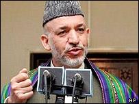 President Karzai