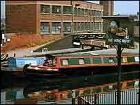 Still from Telly Savalas Looks at Birmingham (copyright Richard Jeffs)