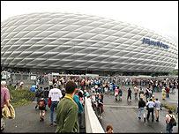 Munich's Allianz Arena