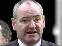 Mark Durkan is in the