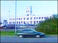 Walkers factory, Swansea