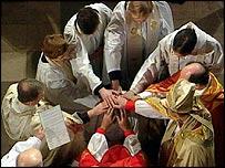 Рукоположение священников-женщин