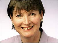 Constitutional Affairs Minister Harriet Harman
