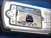 Sonaptic driving game