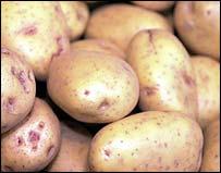 Image of potatoes