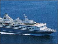 Voyager cruise ship (pic: V Ships)