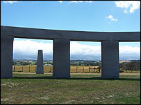 Aotearoa Stonehenge     Image: Kim Griggs