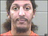 Shoe bomber Richard Reid