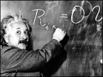 Albert Einstein, AP